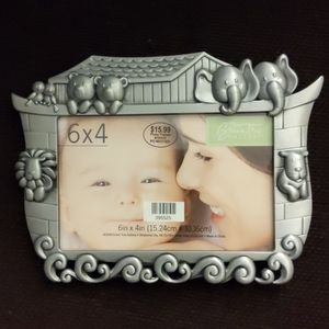 Noah's Ark 4x6 Photo Frame